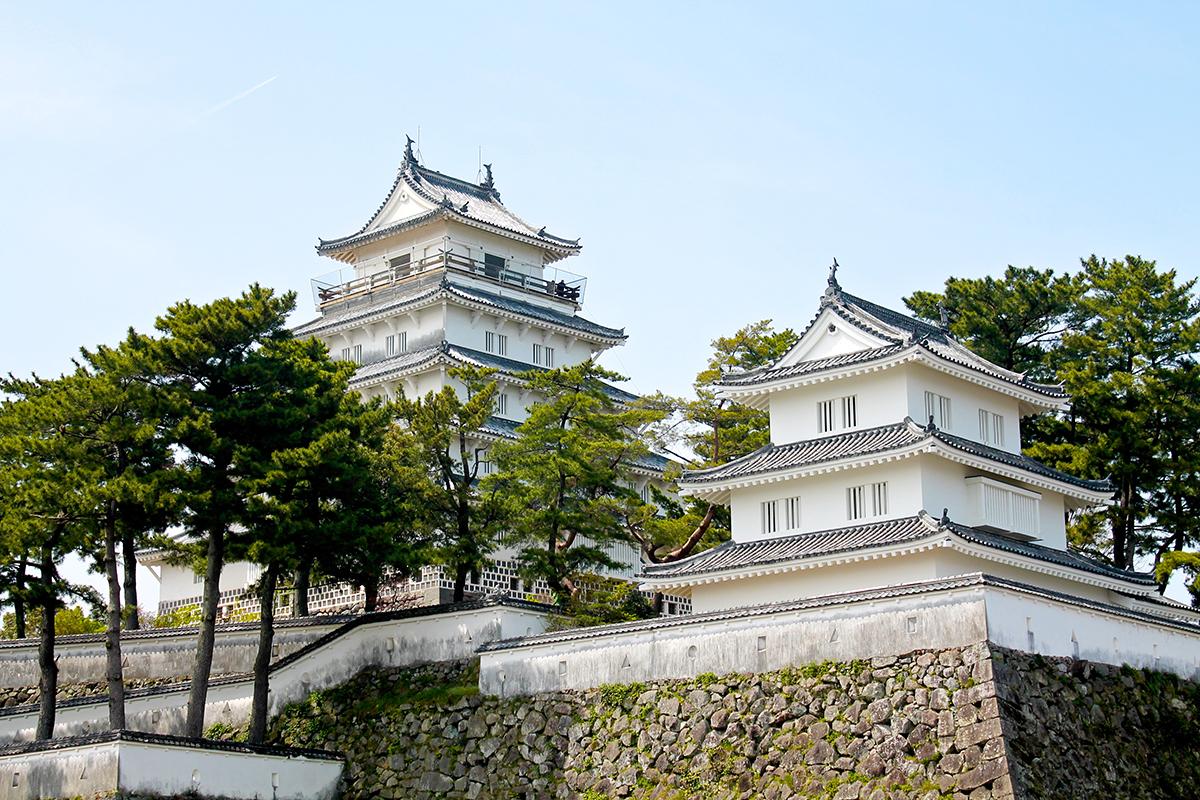 Shimabara Castle2