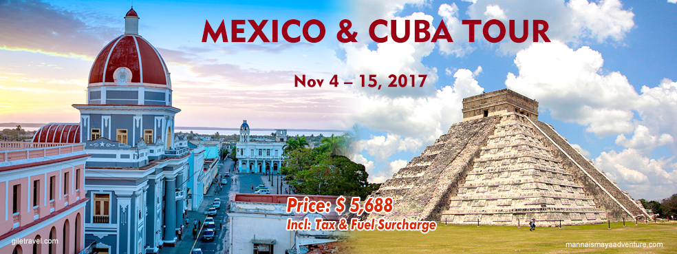 Rotator-2017Mexico & Cuba Tour