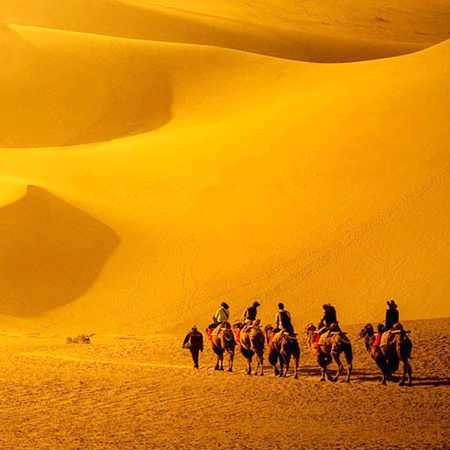2019 Xinjiang Silk Road Adventure