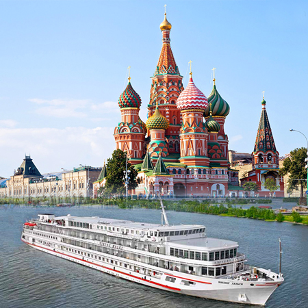 2019 Waterways of the Tsars - Viking River Cruise