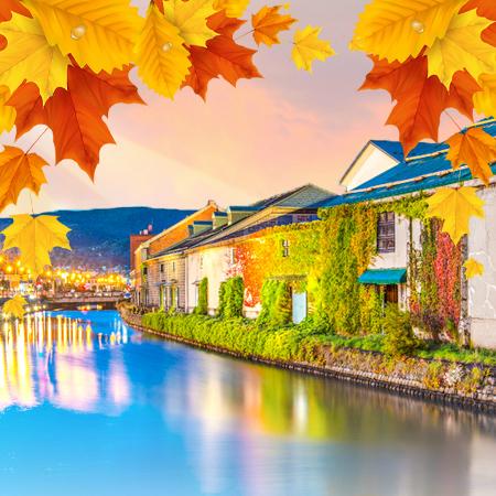 2019 Autumn Hokkaido