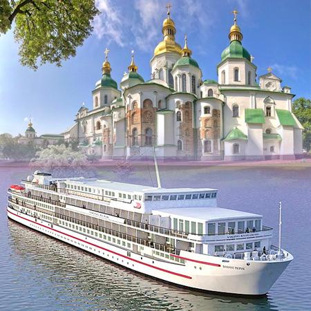 2020.08.25 Kiev, Black Sea & Bucharest  - Viking Sineus River Cruise